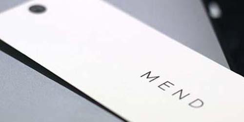 商品購入後に本のしおりとして使える厚紙商品タグ