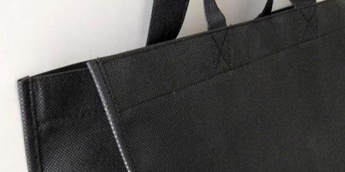 食品メーカー業務用〈角底不織布バッグ〉
