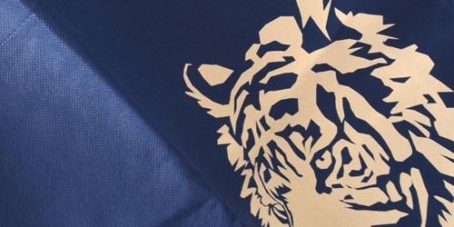 動物園様・テーマパーク様向け 大型不織布ショルダーバッグ