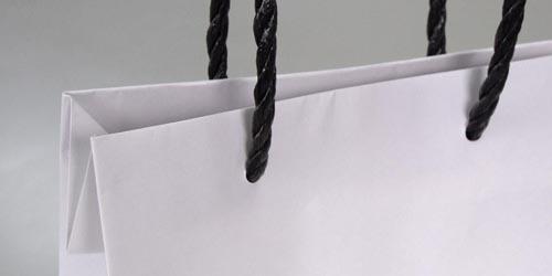 高級料亭様向け 手提げ紙袋(クラフト紙)