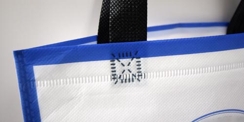 学校向け PP貼り不織布バッグ(フルカラー)