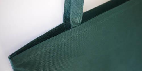 結婚式場用不織布手提げ平袋