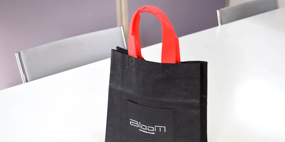 結婚式場様(ブライダル事業)向けの汎用不織布バッグ