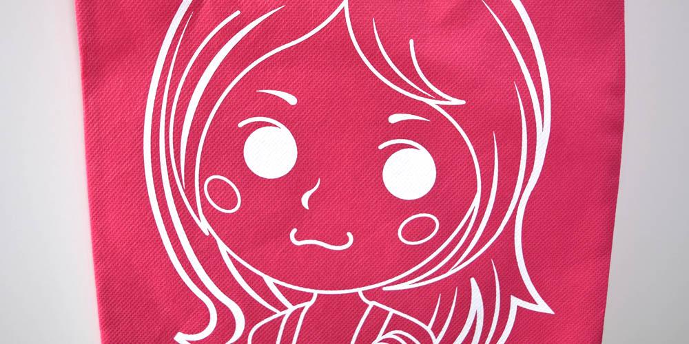 旅行会社様向けイベント用不織布平袋